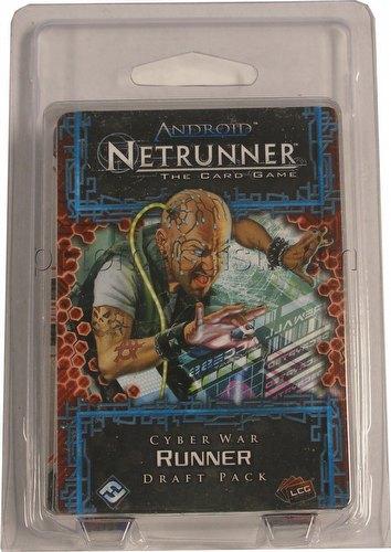 Android: Netrunner Runner Draft Pack