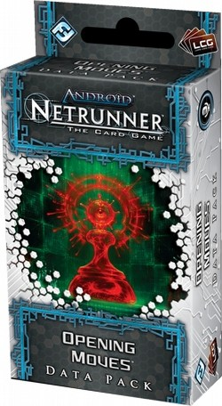 Android: Netrunner Spin Cycle - Opening Moves Data Pack Box [6 packs]