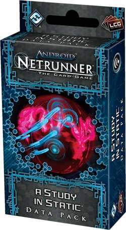 Android: Netrunner Genesis Cycle - A Study In Static Data Pack