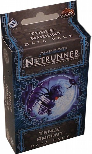 Android: Netrunner Genesis Cycle - Trace Amount Data Pack