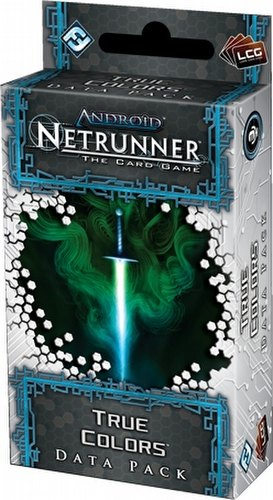 Android: Netrunner Spin Cycle - True Colors Data Pack