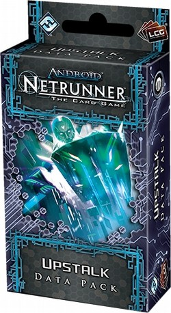 Android: Netrunner Lunar Cycle - Upstalk Data Pack