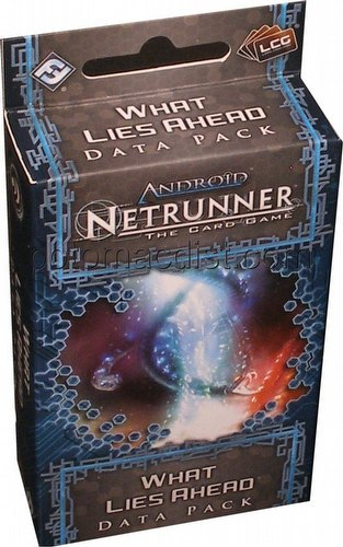 Android: Netrunner Genesis Cycle - What Lies Ahead Data Pack
