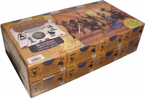 Arcane Legions Mass Action Miniatures: Egyptian Booster Bundle [8 pk]