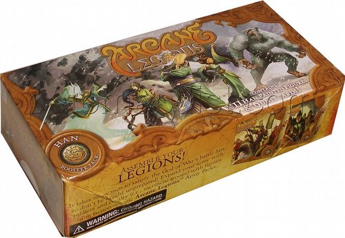 Arcane Legions Mass Action Miniatures Game: Han Booster Pack