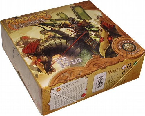 Arcane Legions Mass Action Miniatures Game: Han Cavalry Army Pack
