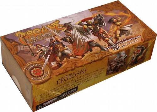 Arcane Legions Mass Action Miniatures Game: Roman Booster Pack