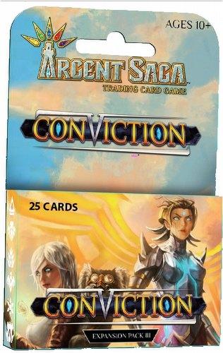 Argent Saga: Conviction Pack