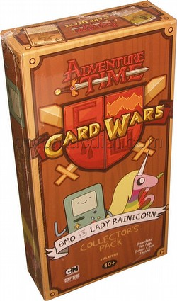 Adventure Time Card Wars: BMO Vs. Lady Rainicorn Collector