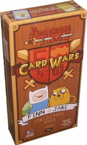Adventure Time Card Wars: Finn Vs. Jake Collector