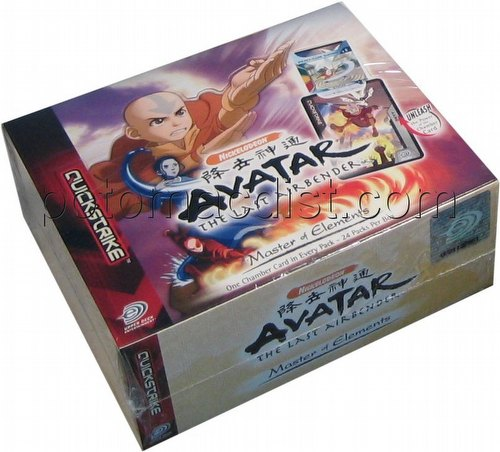 Avatar: Master of Elements Booster Box