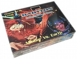 Babylon 5 Collectible Card Game [CCG]: Minbar/Earth 2 Player Set