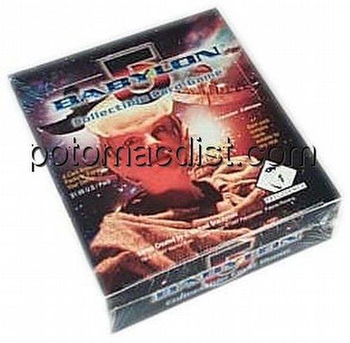 Babylon 5 Collectible Card Game [CCG]: Premier Edition Booster Box