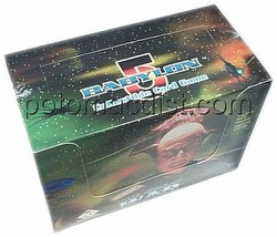 Babylon 5 Collectible Card Game [CCG]: Great War Starter Deck Box