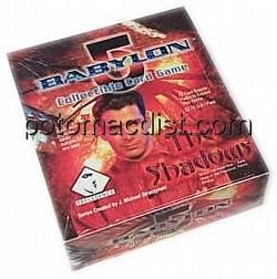 Babylon 5 Collectible Card Game [CCG]: The Shadows Booster Box