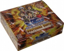 Blue Dragon Role Playing Card Game: Destinies Unite Booster Box