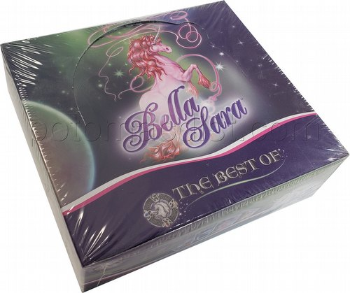 Bella Sara Trading Card Game [TCG]: Best of Bella Sara Booster Box