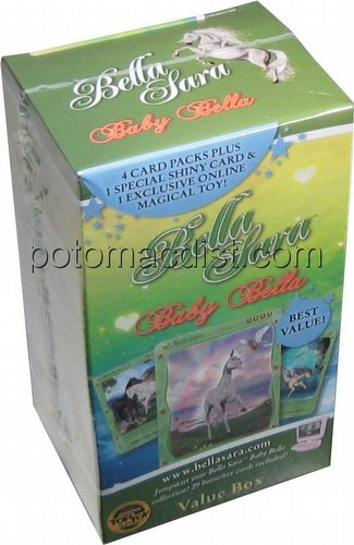 Bella Sara Trading Card Game [TCG]: Baby Bella Value Collection Box
