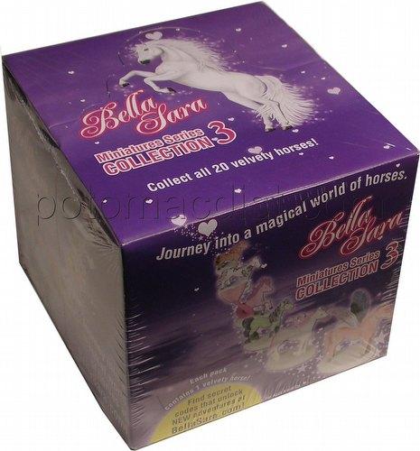 Bella Sara: Miniatures Collection Series 3 Box [20 packs]