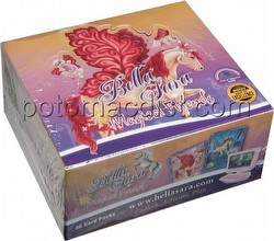Bella Sara Trading Card Game [TCG]: Magical Friends Booster Box
