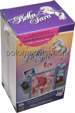 Bella Sara Trading Card Game [TCG]: Magical Friends Value Collection Box