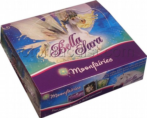 Bella Sara Trading Card Game [TCG]: Moonfairies Booster Box