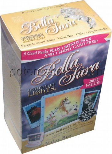 Bella Sara Trading Card Game [TCG]: Northern Lights Value Box