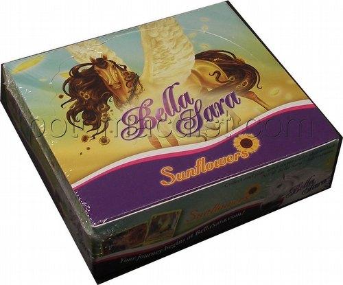 Bella Sara Trading Card Game [TCG]: Sunflower Booster Box