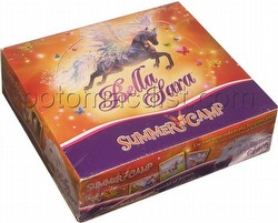 Bella Sara Trading Card Game [TCG]: Summer Camp Booster Box
