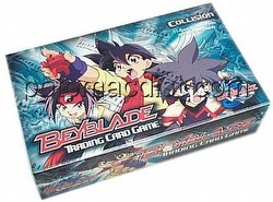 Beyblade Trading Card Game [TCG]: Collision Booster Box