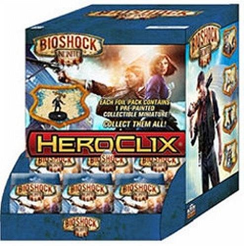 HeroClix: BioShock Infinite Gravity Feed Box