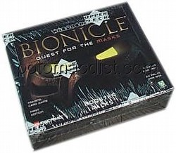 Bionicle Quest for the Masks Trading Card Game [TCG]: Booster Box [Limited]