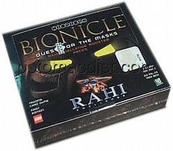 Bionicle Quest for the Masks Trading Card Game [TCG]: Rahi Challenge Booster Box