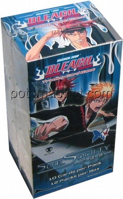Bleach TCG: Soul Society Booster Box [1st Edition]