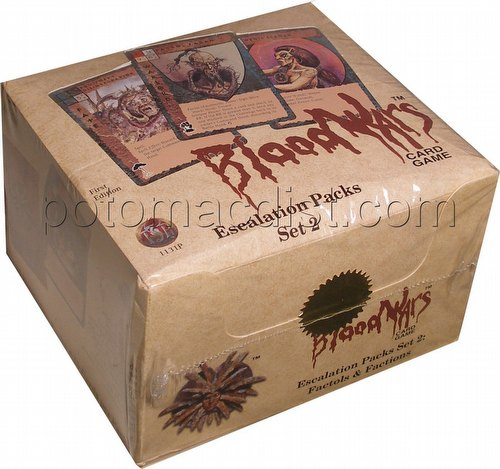 Blood Wars: Factols & Factions Booster Box