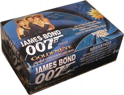 James Bond 007 Collectable Card Game: Booster Box