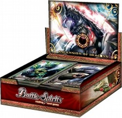 Battle Spirits Trading Card Game [TCG]: Ascension of Dragons Booster Box Case [6 boxes]