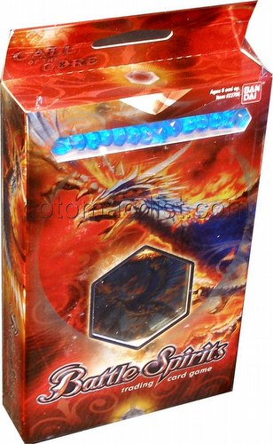 Battle Spirits Trading Card Game [TCG]: Call of the Core Emerald/Ruby Starter Deck [Deck A]