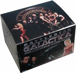 Battlestar Galactica Collectible Card Game [CCG]: Booster Box