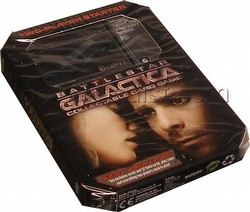 Battlestar Galactica Collectible Card Game [CCG]: Two-Player Starter Deck Set