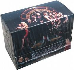 Battlestar Galactica Collectible Card Game [CCG]: Two-Player Starter Deck Set Box