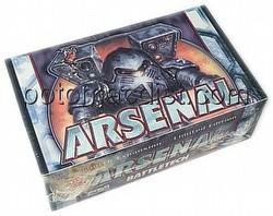 Battletech Trading Card Game [TCG]: Arsenal Booster Box