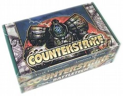 Battletech Trading Card Game [TCG]: Counter Strike Booster Box