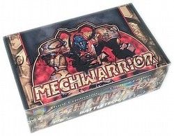 Battletech Trading Card Game [TCG]: Mech Warrior Booster Box