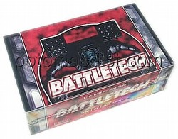 Battletech Trading Card Game [TCG]: Booster Box [Unlimited]