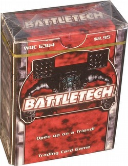 Battletech Trading Card Game [TCG]: Starter Deck [Unlimited]