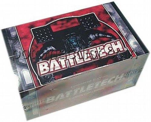 Battletech Trading Card Game [TCG]: Starter Deck Box [Unlimited]