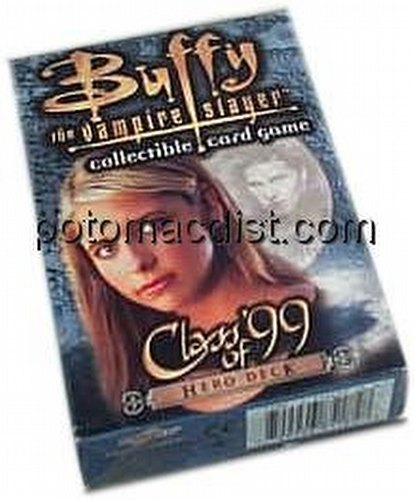Buffy the Vampire Slayer CCG: Class of 99 Hero Starter Deck [Limited]