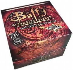 Buffy the Vampire Slayer CCG: Class of 99 Starter Deck Box [Limited]