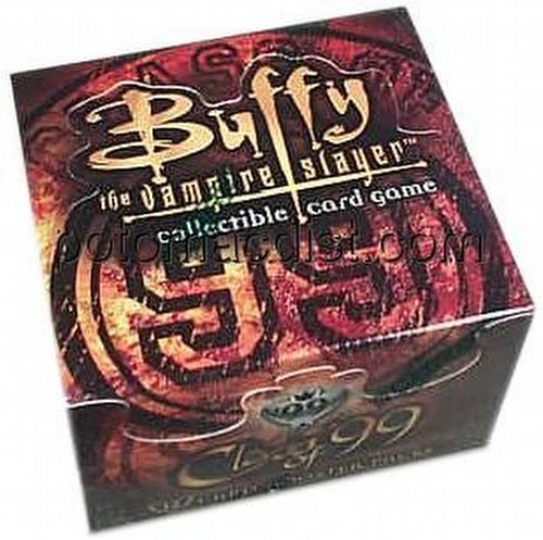 Buffy the Vampire Slayer CCG: Class of 99 Booster Box [Unlimited]